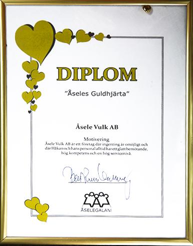 Åsele Vulk AB Åsele